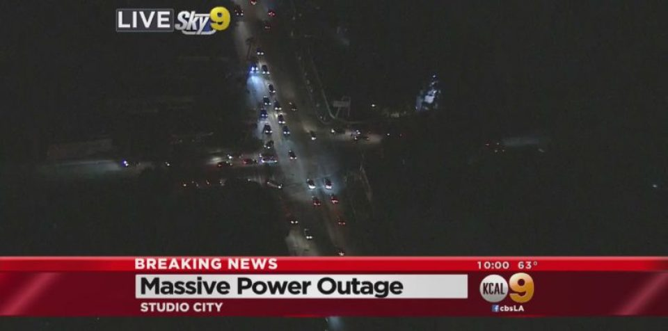 power outage grid down