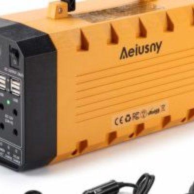 Aeiusny Generator Portable