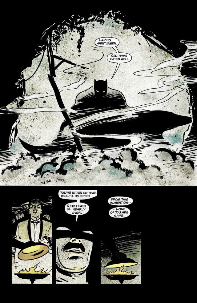 Les 10 meilleures BD de Superhéros de tous les temps Batman Année Un de Frank Miller