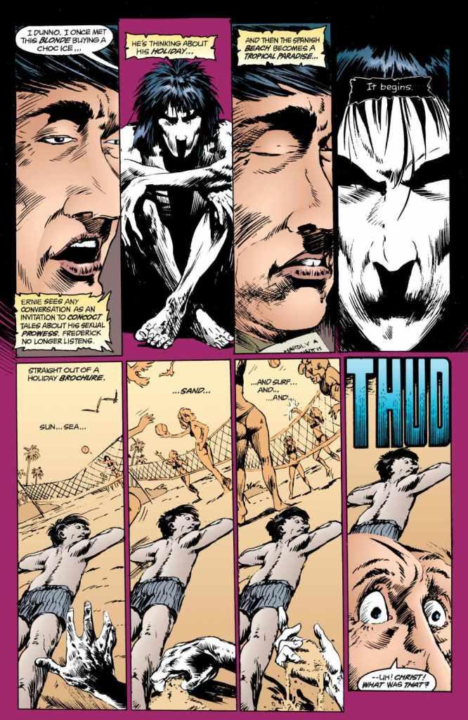 Les 10 meilleures BD de Superhéros de tous les temps The Sandman de Neil Gaiman