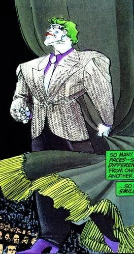 The Dark Knight Returns - Joker de Frank Miller