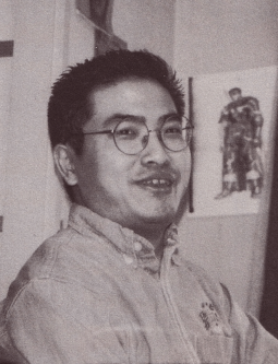 Photo de Kentaro Miura l'auteur de la saga Berserk- Wikipédia