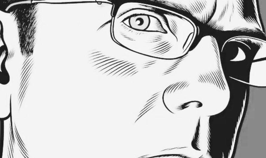 Blanc sur Noir – Charles Burns en 10 Planches