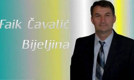 Faik Čavalić – Moj dilbere rođo moja