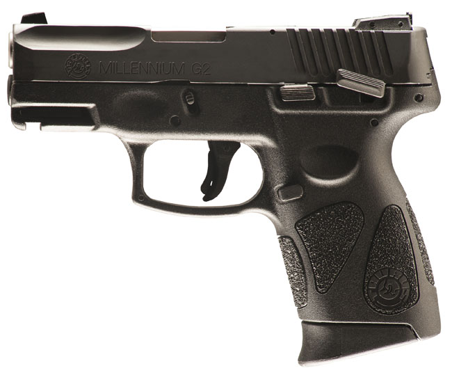 Taurus Millennium G2 9mm review