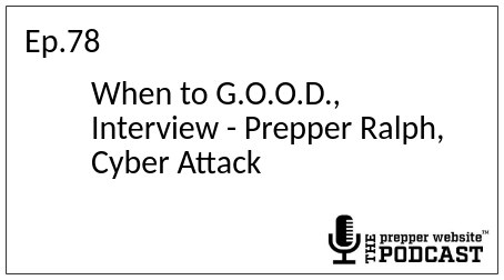 Ep. 78 – Interview with Prepper Ralph