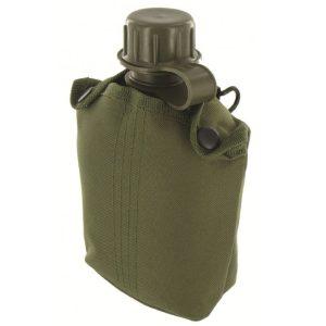 950ml Patrol Water Bottle & Olive Green Case