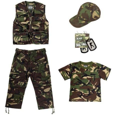 Woodland-Clothing-Set