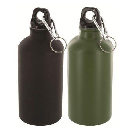bottle-water-0.5l-500ml-olive-green-black-alu-aluminium-hydration