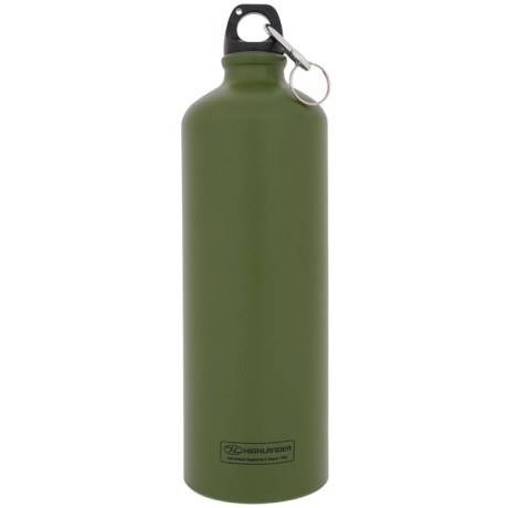 bottle-water-1l-1000ml-olive-green-alu-aluminium-hydration