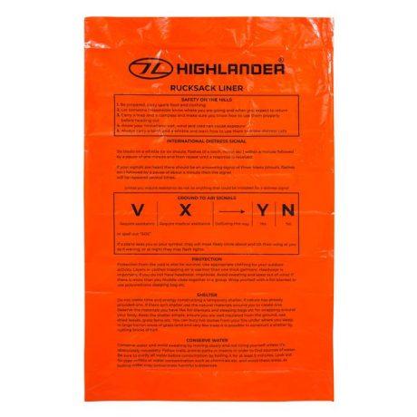 liner-rucksack-waterproof-orange-100l-front