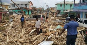 Hurricane Ravaged Dominica: 'It's All Gone' And People Are Fighting For Survival
