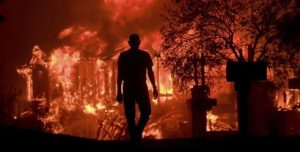 ISIS celebrates California wildfire deaths and supporters recommend ways to make it worse