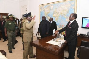 It's Official! Zimbabwe's Mugabe resigning after 37 years