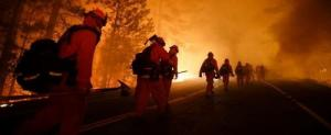 California Is Running Out Of Prisoners To Fight Its Deadly Wildfires
