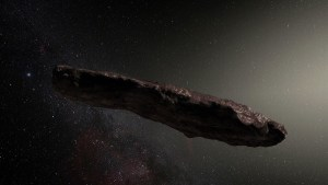 Mysterious interstellar object to be scanned for alien tech as it flies through Solar system