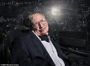 Stephen Hawking Is Dead