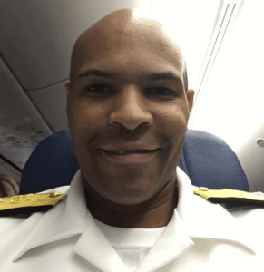 When the Delta crew asked if there was a doctor on board, they got a yes — from the Surgeon General