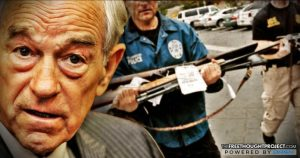 Ron Paul: Republicans, Democrats Teaming Up for Federal Gun Confiscation Bill