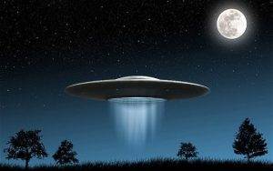 Leaked Military Report: UFO 'Rendezvoused' With Something Big Under Ocean