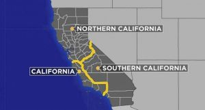 Proposal to split California into three states makes November ballot
