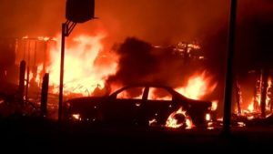 California Burns: Apocalyptic 'Extreme Fire' Future Arrives
