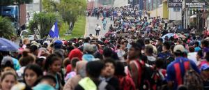 3,000 Hondurans Make New Run For US Border; Trump Threatens To Cut Aid If Not Stopped