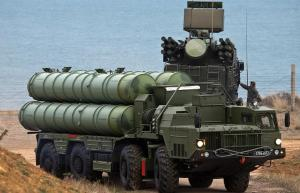 Russia Deploys S-400 Missiles To Crimea In Military Showdown With Ukraine