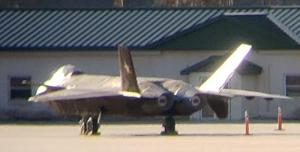 USAF Confirms: Chinese Stealth Jet In Georgia Is A Mock-Up For War Preparations