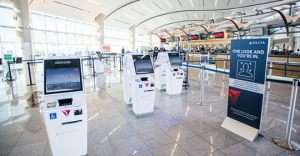 """Biometric Scanning Has Rolled Out in Atlanta International Airport: """"One Look And You're In"""