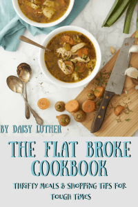 The Flat Broke Cookbook: FREE If You Need It