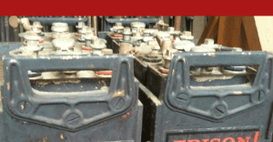 Prepping for Grid Collapse with Iron-Nickel Batteries