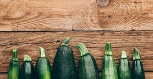 Zucchini Is In Season: How to Freeze It, Pickle It, and Make Muffins With It
