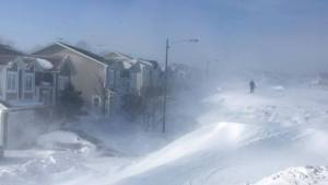 State of emergency remains in effect for St. John's, Newfoundland, days after record-smashing blizzard