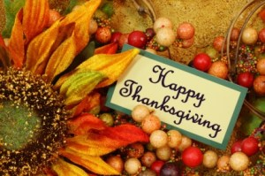 A Thanksgiving Lesson