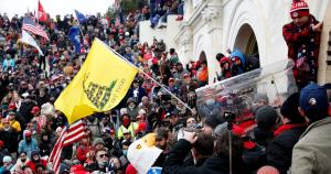 The Destructive Hypocrisy Of The Political Left Is What Caused The Capitol Protest