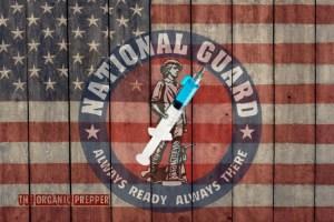 """National Guard Gears Up for Door-To-Door """"Take the Shot"""" Talks"""