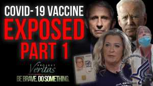 """Project Veritas – PART 1: Federal Govt HHS Whistleblower Goes Public With Secret Recordings """"Vaccine is Full of Sh*t"""""""