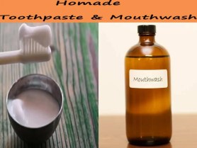 Preppers Wil - Make your own toothpaste and mouthwashl