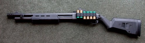 Remington 870 survival shotgun