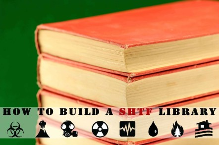 Prepper's Will - Build Your Own SHTF Library
