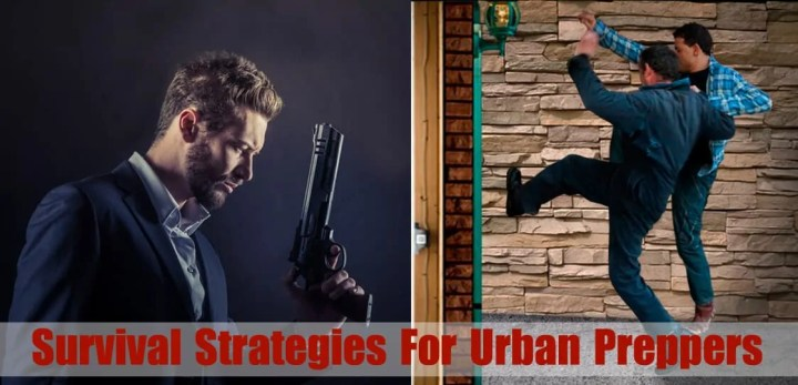Surival Strategies for Urban Preppers