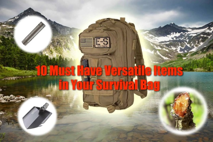 Prepper's Will - 10 Versatile items you need in your survival bag