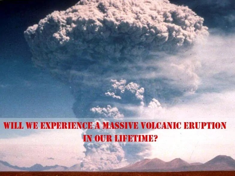 Prepper's Will - Massive Volcanic eruption - the next tambora