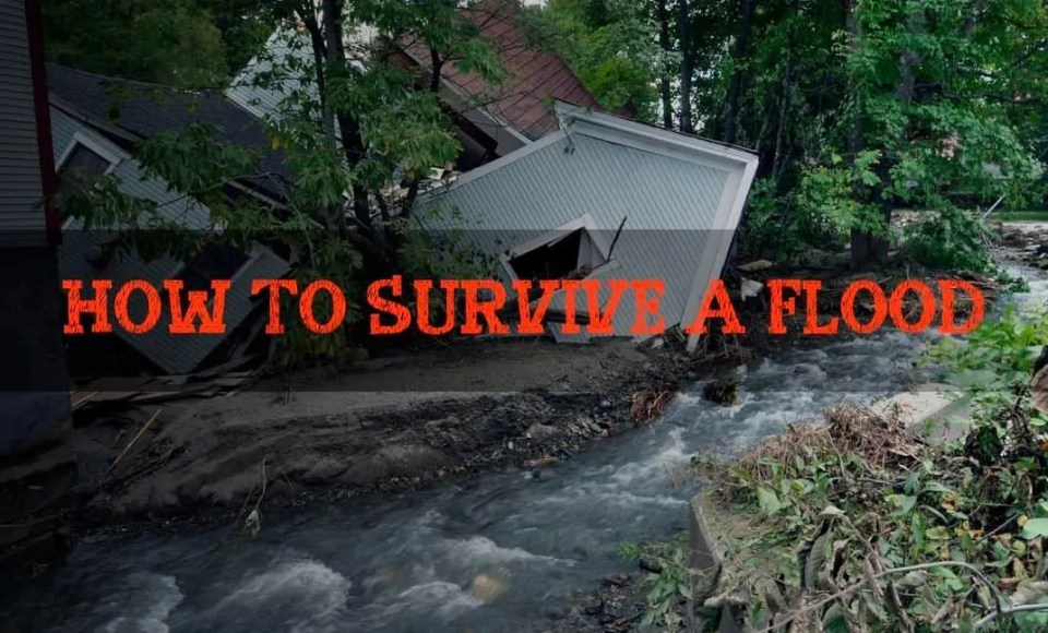 Prepper's Will - How To Survive a Flood
