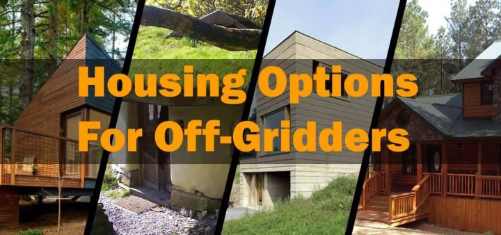 Prepper's Will - Housing options for off-gridders
