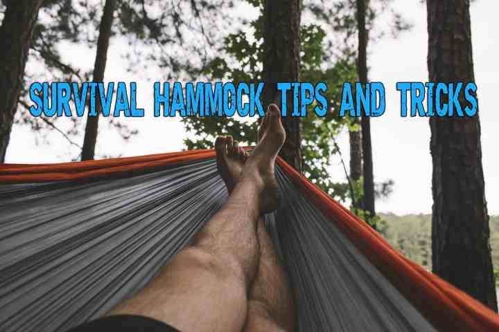 Survival hammock Tips and Tricks
