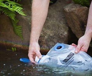 Puralytics solarbag water purifier