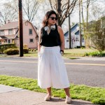 Styling Culottes for Petites