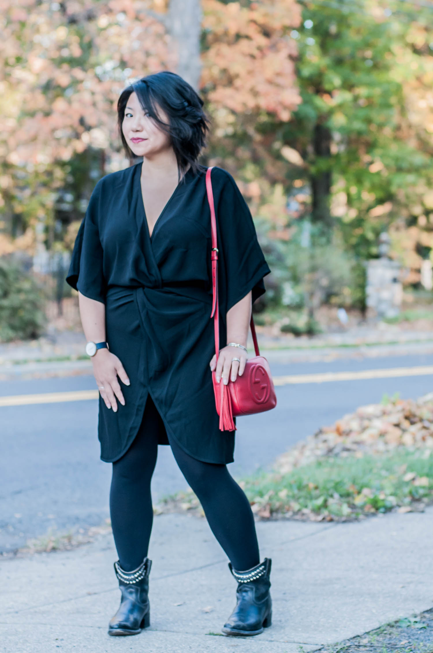 black-adriana-wrap-dress-tobi
